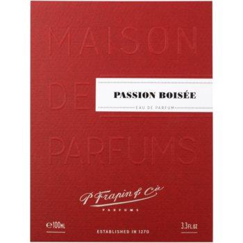 Frapin Passion Boisee parfémovaná voda pre mužov 4
