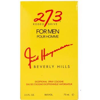 Fred Haymans 273 Eau de Toilette para homens 4