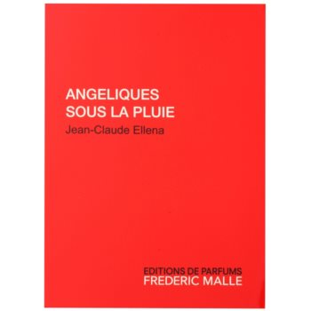 Frederic Malle Angeliques Sous La Pluie Eau de Parfum unisex 4