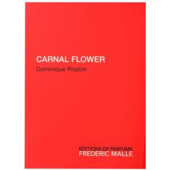 Frederic Malle Carnal Flower парфюмна вода унисекс 4