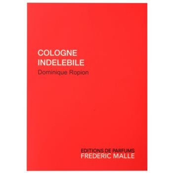 Frederic Malle Cologne Indelebile Eau de Parfum unisex 4