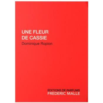 Frederic Malle Une Fleur De Cassie Eau de Parfum für Damen 4