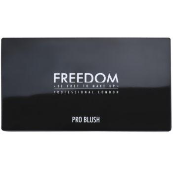 Freedom Pro Blush Bronze and Baked палитра контури за лице 1