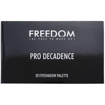 Freedom Pro Decadence Magic paleta cieni do powiek z aplikatorem 2