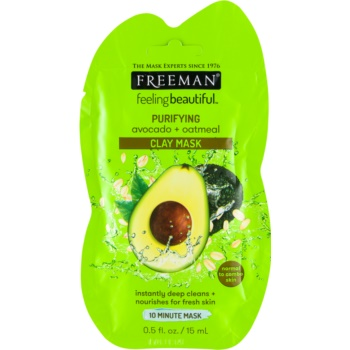 Freeman Feeling Beautiful masca faciala din caolin pentru curatare profunda