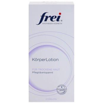 Frei Hydrolipid beruhigende Hautmilch 2