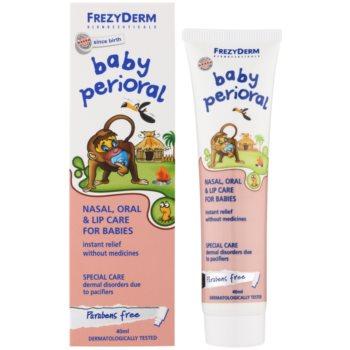Frezyderm Baby tratamento regenerador e calmante para a área do nariz e boca 1