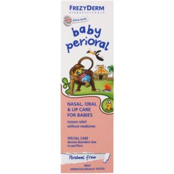 Frezyderm Baby tratamento regenerador e calmante para a área do nariz e boca 2