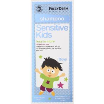 Frezyderm Sensitive Kids For Boys шампоан за чувствителна и раздразнена кожа на скалпа 2