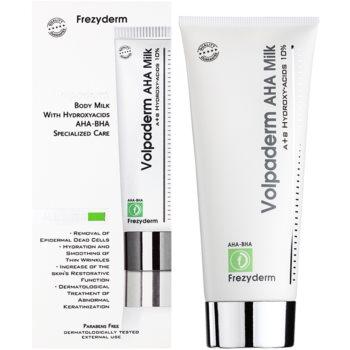 Frezyderm Oily Skin Volpaderm Körpermilch mit A.H.A. (Alpha-Hydroxydcarbonsäuren) 1