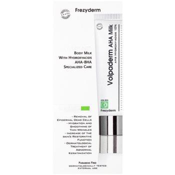 Frezyderm Oily Skin Volpaderm Körpermilch mit A.H.A. (Alpha-Hydroxydcarbonsäuren) 2