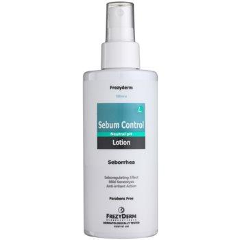 Frezyderm Sebum Control spray do zbyt tłustej skóry głowy