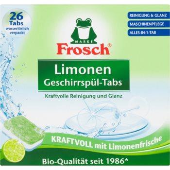 Frosch All in One Limonen tablete pentru ma?ina de spãlat vase imagine produs