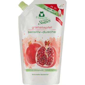 Frosch Senses Pomegranate gel de du? rezervã poza
