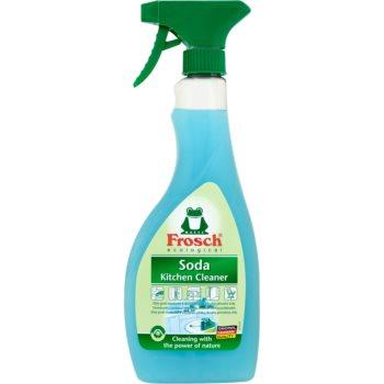 Frosch Kitchen Cleaner Soda produs de curã?are pentru bucãtãrie spray imagine produs
