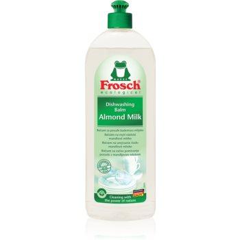 Frosch Mandlové mléko produs pentru spălarea vaselor poza noua