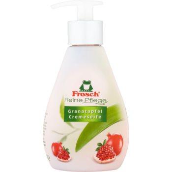 Frosch Creme Soap Pomegranate flüssige Seife für die Hände 300 ml