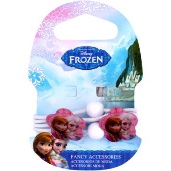 Frozen Princess Elastice păr cu floare