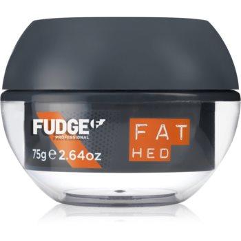Fudge Style Fat Hed gel modelator pentru coafura pentru flexibilitate si volum