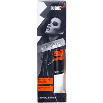 Fudge Big Hair gel cremoso fixação média 2