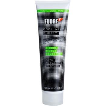 Fudge Cool Mint Purify balsam hidratant cu efect racoritor