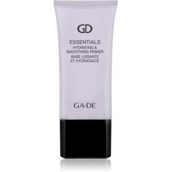 GA-DE Essentials baza uniformizanta pentru machiaj cu efect de hidratare poza noua