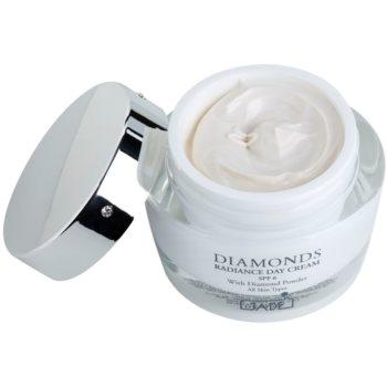 GA-DE Diamonds aufhellende Tagescreme SPF 6 1