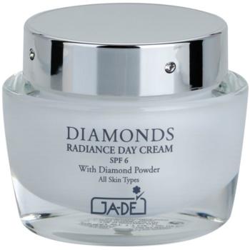 GA-DE Diamonds aufhellende Tagescreme SPF 6