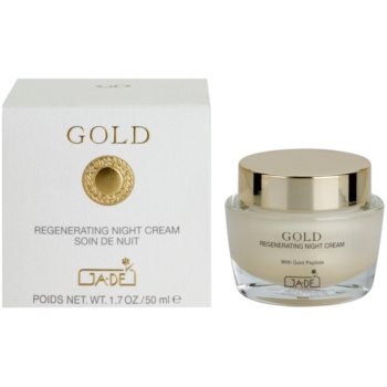 GA-DE Gold nočna regeneracijska krema 2