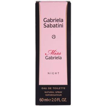 Gabriela Sabatini Miss Gabriela Night Eau de Toilette für Damen 4