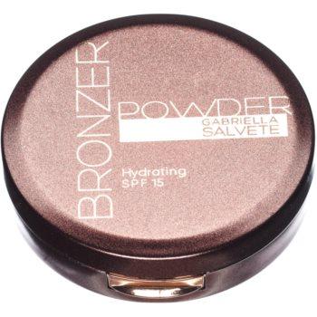 Gabriella Salvete Bronzer Powder bronzující pudr SPF 15 1