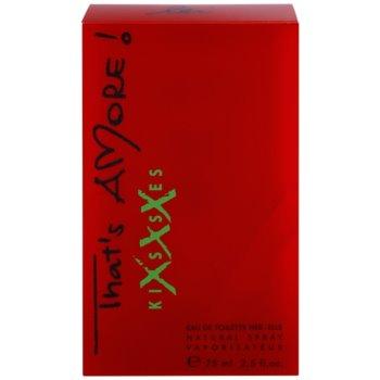 Gai Mattiolo That's Amore! Kisses XXX Eau de Toilette for Women 1