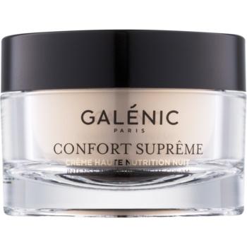 Galénic Confort Suprême crema de noapte hidratanta