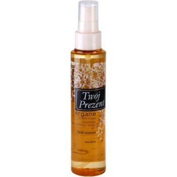 Galénic Argane pflegendes Trockenöl für Gesicht, Körper und Haare