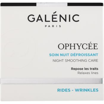 Galénic Ophycée nočna gladilna krema proti gubam 2