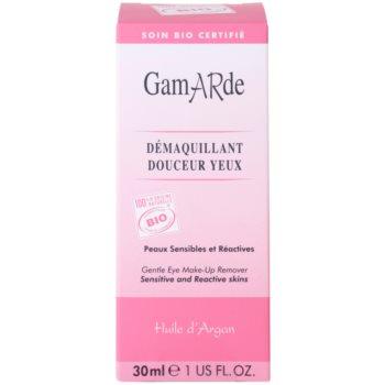 Gamarde Cleansers Reiniger zum abschminken für empfindliche Haut und Augen 4