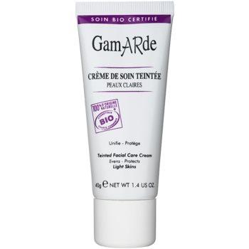 Gamarde Corrective Care tónovací hydratační krém odstín Light 40 g