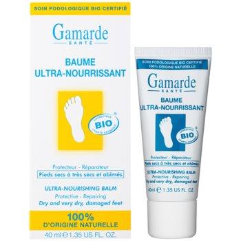Gamarde Foot Care Dry Feet balsam hrănitor pentru picioare foarte uscate 1