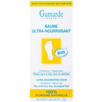 Gamarde Foot Care Dry Feet balsam hrănitor pentru picioare foarte uscate 2