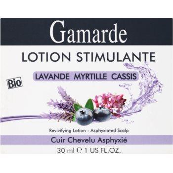Gamarde Hair Care очищуюча та стимулююча сироватка в ампулах для гладкого та блискучого волосся 3
