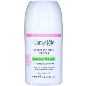 Gamarde Hygiene zklidňující deodorant roll-on s aloe vera