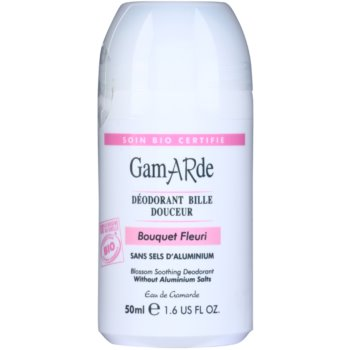 Gamarde Hygiene заспокоюючий дезодорант roll-on з ароматом квітів