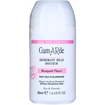Gamarde Hygiene upokojujúci dezodorant roll-on s vôňou kvetín