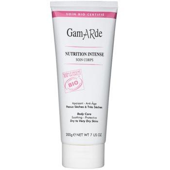 Gamarde Nutrition Intense upokojujúci a vyživujúci krém pre suchú až veľmi suchú pokožku
