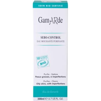 Gamarde Sebo-Control почистваща вода за мазна кожа склонна към акне 3