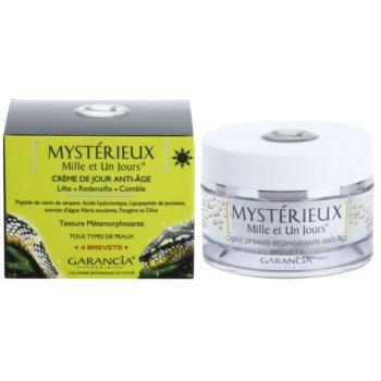 Garancia Mysterious crema de zi cu efect lifting  impotriva imbatranirii pielii 2