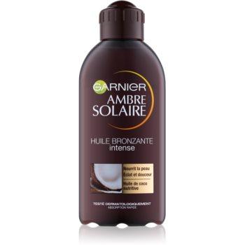 Garnier Ambre Solaire ulei pentru plaja SPF 2 imagine produs