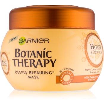 Garnier Botanic Therapy Honey masca regeneratoare pentru par deteriorat