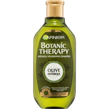 Garnier Botanic Therapy Olive sampon hranitor pentru par uscat si deteriorat