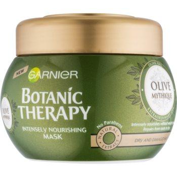Garnier Botanic Therapy Olive masca hranitoare pentru păr uscat și deteriorat poza noua